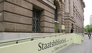 Staatsbibliothek Unter den Linden
