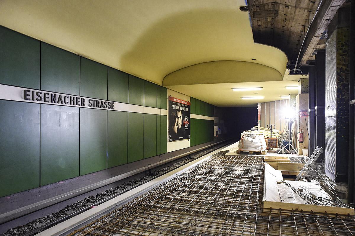 U-Bhf. Eisenacher Straße