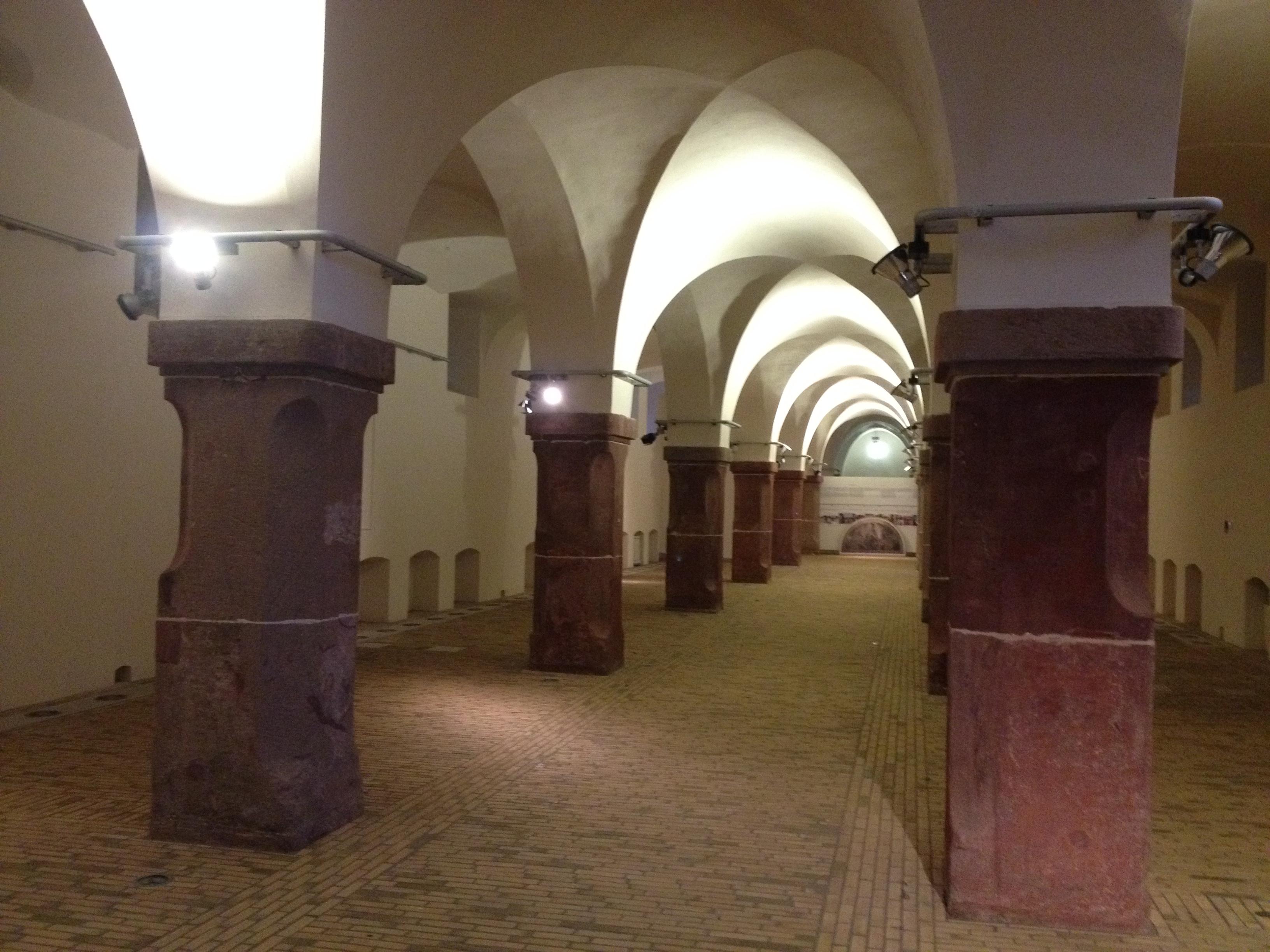 Kutschpferdestall, Potsdam