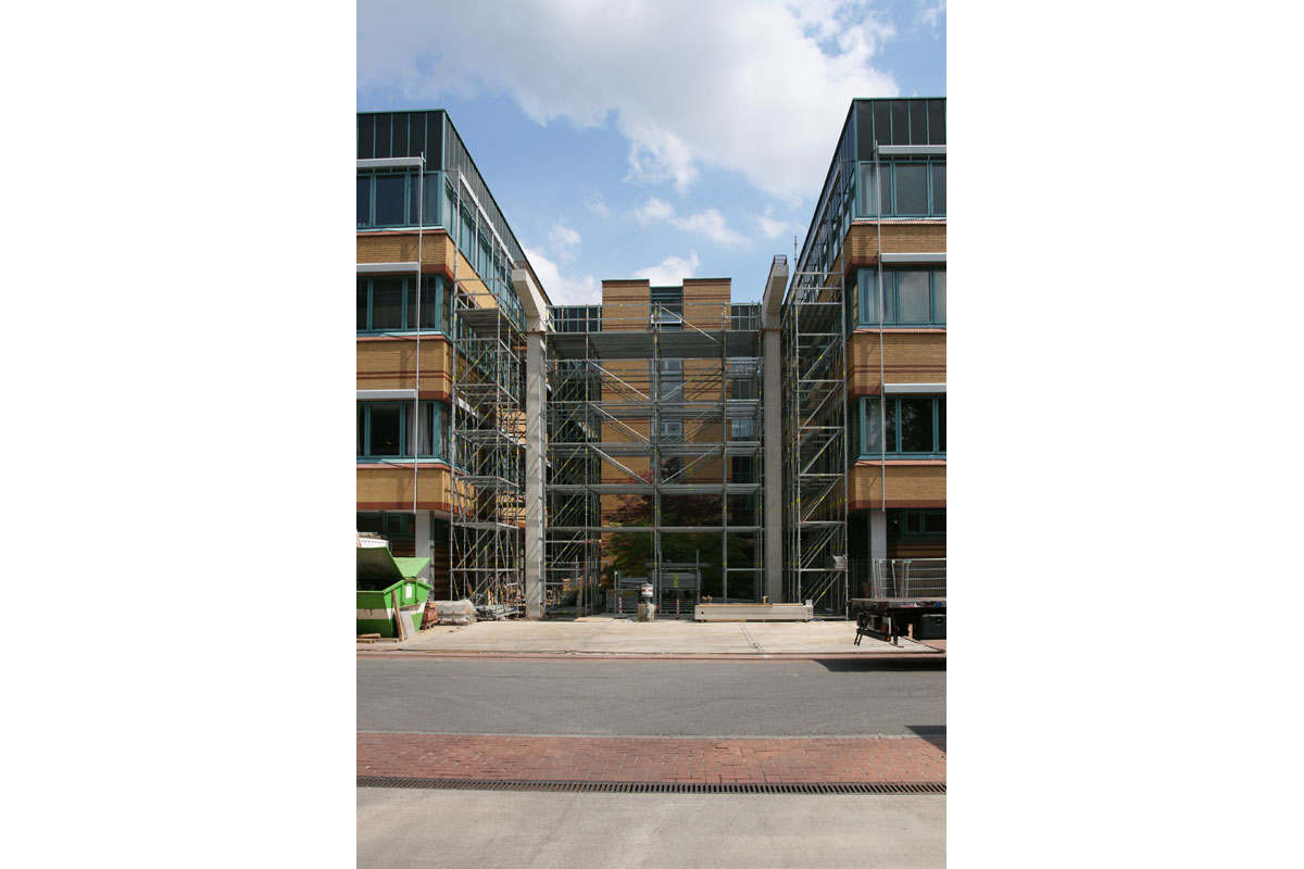 Unfallkrankenhaus Berlin – Intensivstation