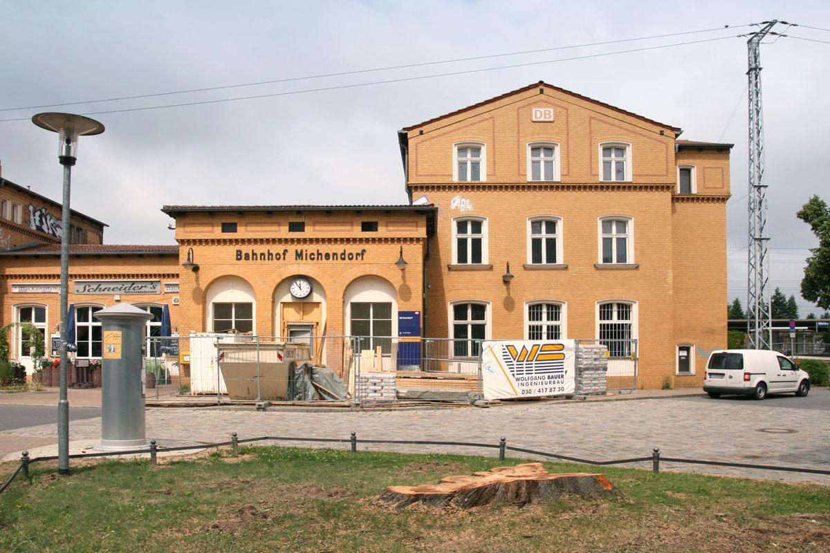 Bahnhof Michendorf